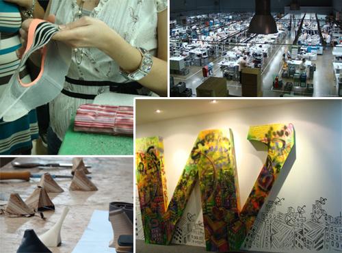 A fantástica fábrica da Cravo & Canela