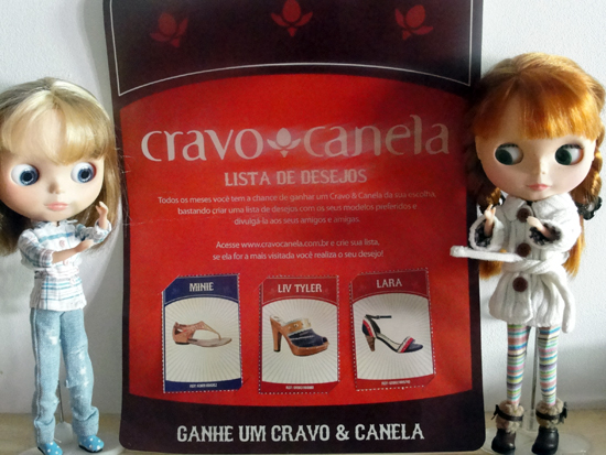 Wishlist Cravo & Canela